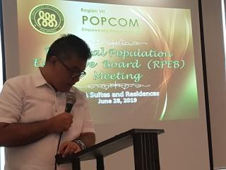 PSA 7 joins the 2nd Quarter Regional Population Executive Board (RPEB)