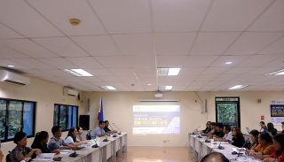 Central Visayas Regional Statistics Committee meets for the 1st Quarter 2020 Regular Meeting