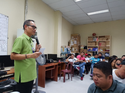 PSA 7 conducts the 2nd Level Training on the Preparation and Printing of Barangay/EA/Block Maps for the 2020 CPH
